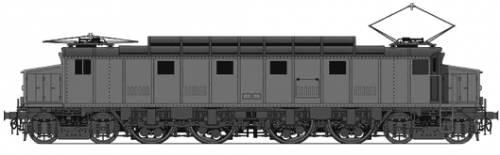 Italy - E 428 series 1