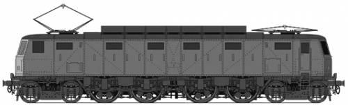 Italy - E 428 series 2