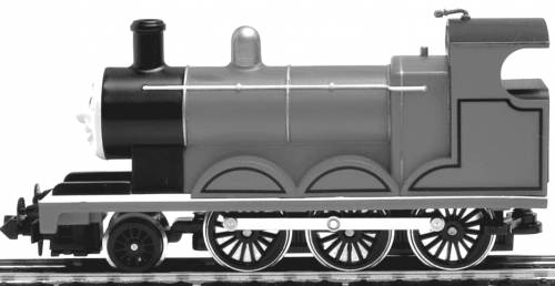 James Steam Locomotive
