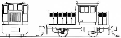 JNR 25t Switcher