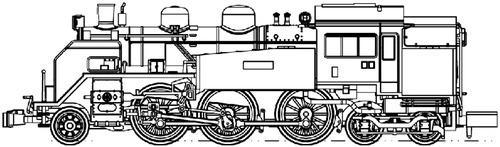 JNR C11 150W