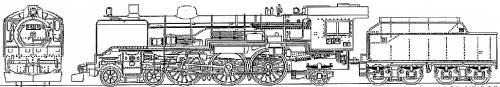 JNR C53
