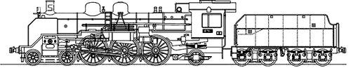 JNR C54