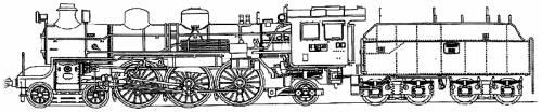 JNR C55-247-249