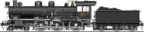 JNR Class 8801