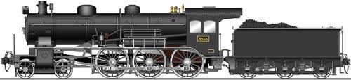 JNR Class 8858