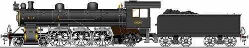JNR Class 8900