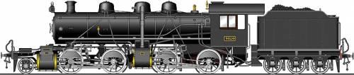JNR Class 9020