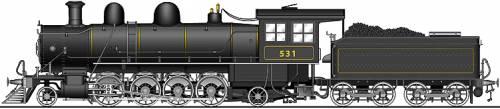 JNR Class 9700