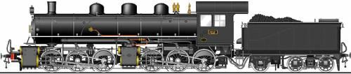 JNR Class 9850