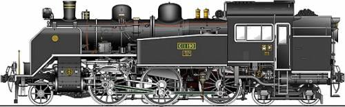 JNR Class C11