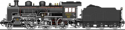 JNR Class C50