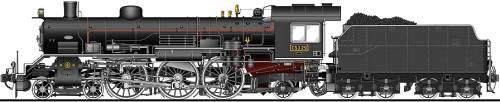 JNR Class C53