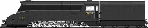 JNR Class C53-43