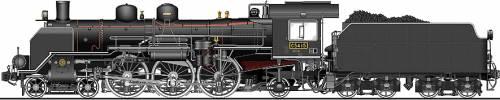 JNR Class C54