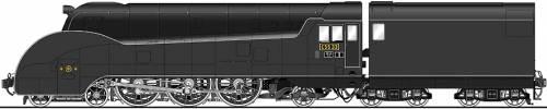 JNR Class C55-33