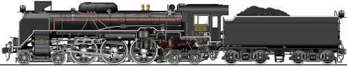 JNR Class C60