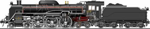 JNR Class C61