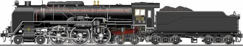 JNR Class C62
