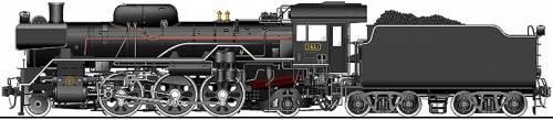 JNR Class C63