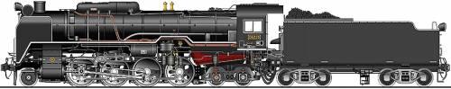 JNR Class D62