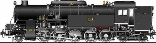 JNR Class E10