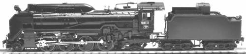 JNR D51 1 Type B