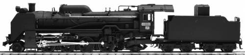 JNR D51 331