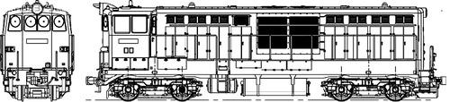 JNR DD14