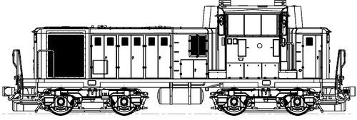 JNR DD16-300