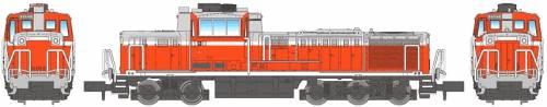 JNR DE11-1901 Utsunomiya