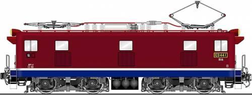 JNR ED44-1