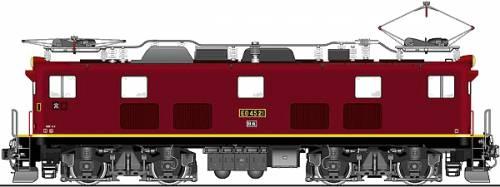 JNR ED45-21