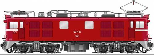 JNR ED71-26