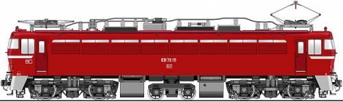 JNR ED72-15