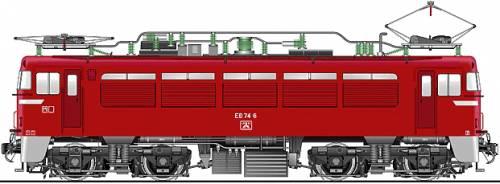 JNR ED74-6