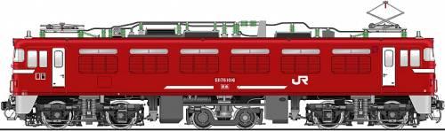 JNR ED76-1016
