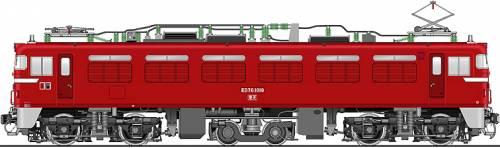 JNR ED76-1019