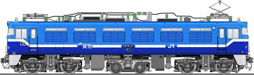 JNR ED76-37