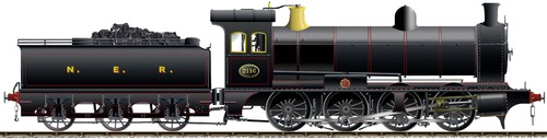 NBR 0-8-0 No 2116
