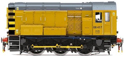 Network Rail 0-6-0 Class 08