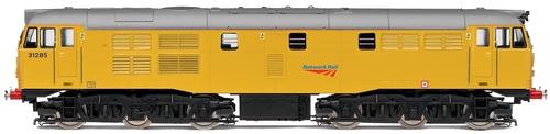 Network Rail A1A-A1A Diesel Class 31