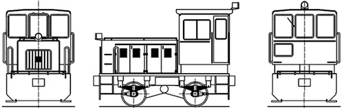 Nissha Switcher Shunter