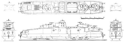 NKVD Armoured Train