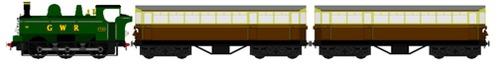 North Western Railway Duck