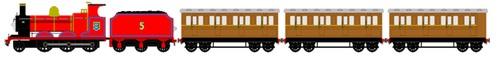 North Western Railway James