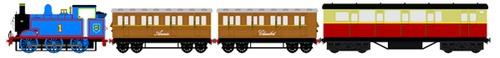 North Western Railway Thomas