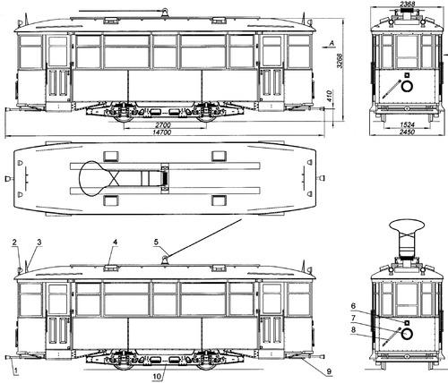 NS-4 Tramway