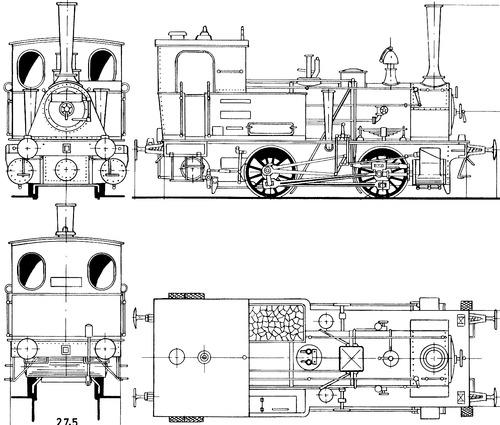 Oldenburg T2 BR 98 101