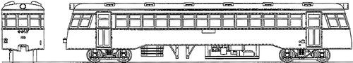 Ooita Kotsu Type Kiha 105 Yabakei Line